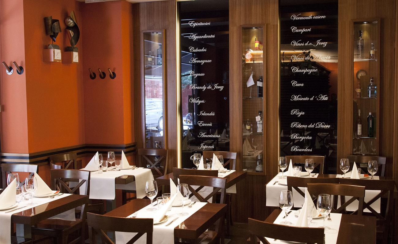 cafe restaurante palomeque