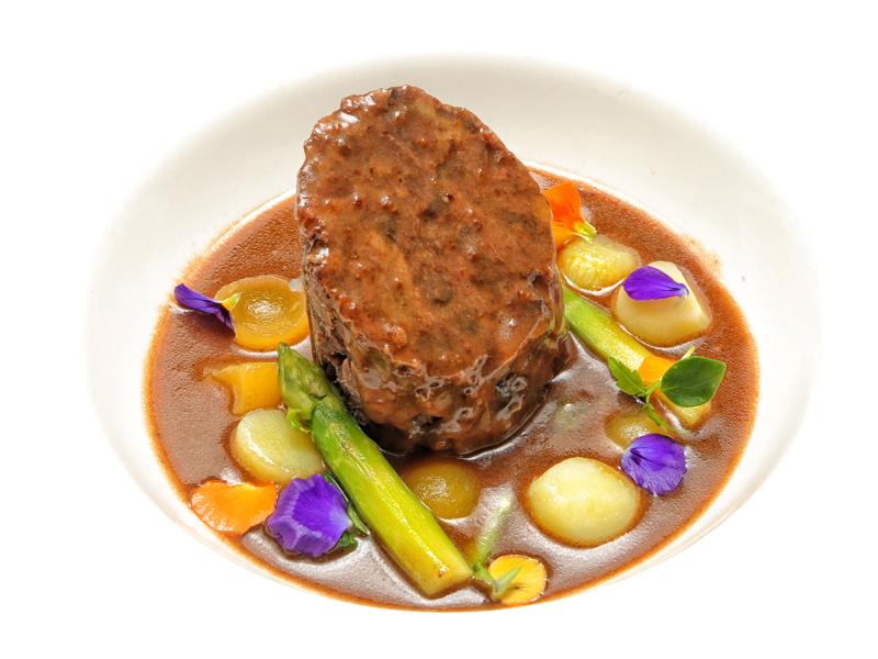 sopa rabo de toro restaurante palomeque